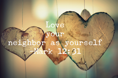 Love your neighbor as yourself...But what if you hate yourself?